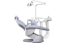 """Комплект оборудования рабочего места врача-стоматолога """"Дарта"""" (кресло Дарта1600,БННП Дарта1400,ГБ Дарта1630,светильник ALYA)"""