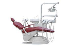 """Комплект оборудования рабочего места врача-стоматолога """"Дарта"""" (кресло Дарта1610,БННП Дарта1405,ГБ Дарта1650,светильник ALYA)"""