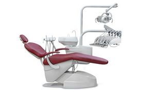 """Комплект оборудования рабочего места врача-стоматолога """"Дарта"""" (кресло Дарта1610, БНВП Дарта1455, ГБ Дарта1650, светильник Дарта 1140)"""