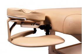 US Medica Atlant Массажный стол стационарный
