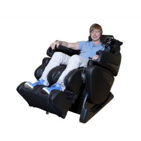 US MEDICA Infinity 3D Массажное кресло черное