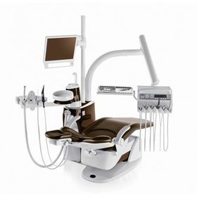 Estetica E50 Life S/TM SpecEd (Maia Led) - стоматологическая установка с верхней/нижней подачей инструментов | KaVo (Германия)