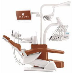 Estetica E50 Life S/TM (светильник 540 LED) - стоматологическая установка с верхней/нижней подачей инструментов | KaVo (Германия)