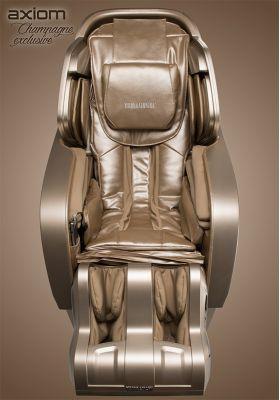 Массажное кресло Yamaguchi Axiom YA-6000 Шампань